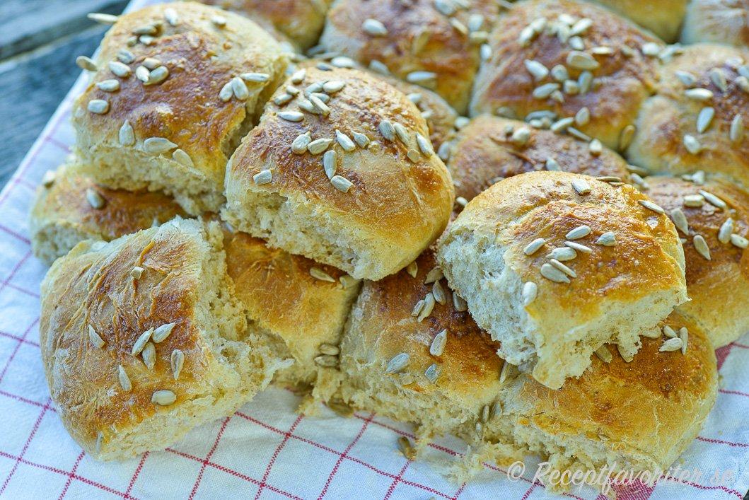 matbröd i långpanna recept