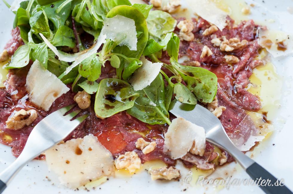 italiensk förrätt recept