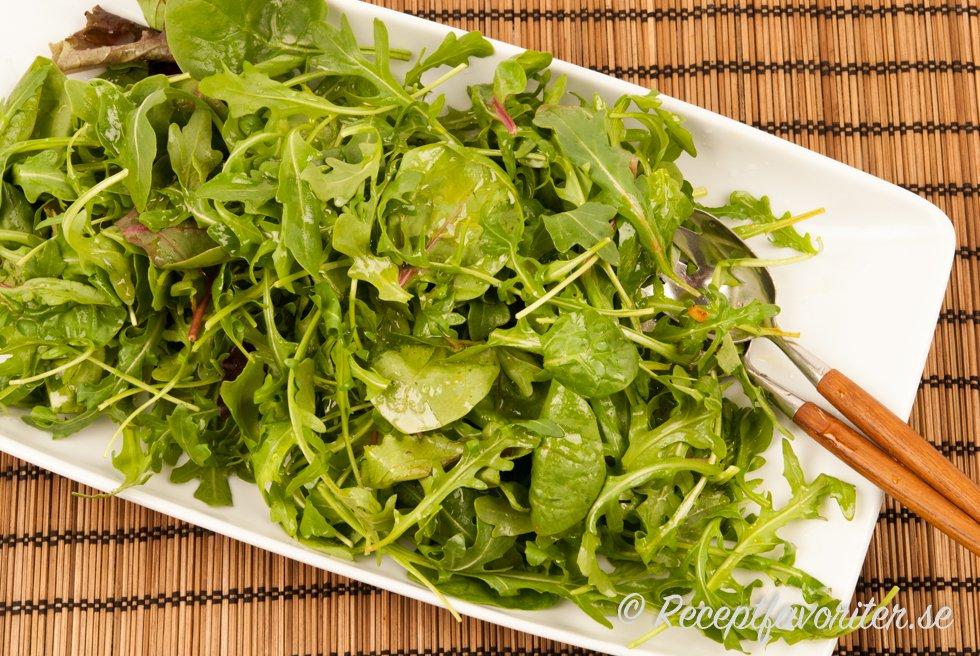 lyxig sallad recept