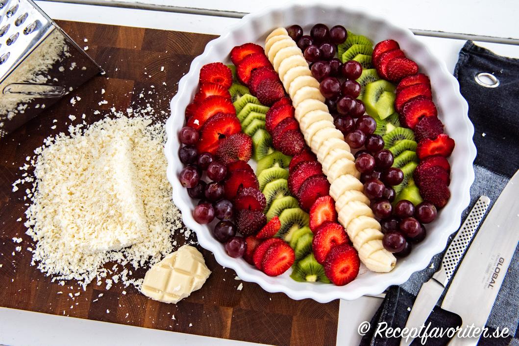 gino dessert recept