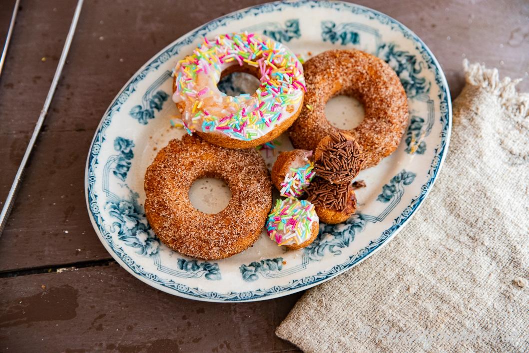 glutenfria donuts recept