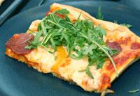 Baka hemgjord pizza