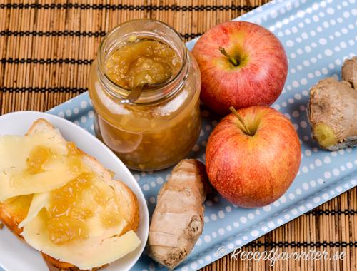 Äppelrecept