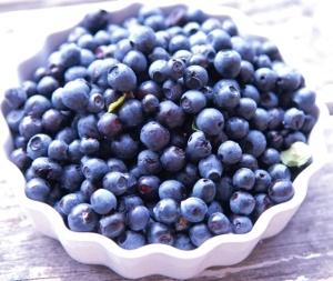 Svenska blåbär