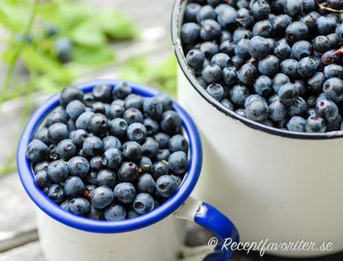 blåbärsrecept