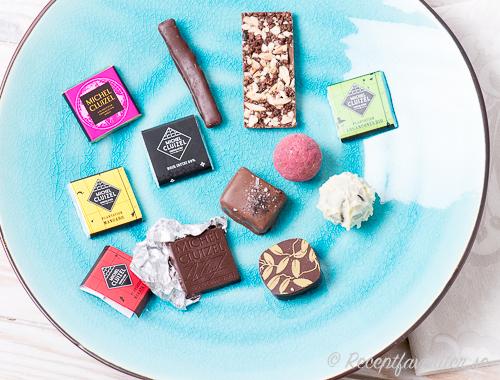 Choklad till provning
