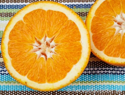 Citrusrecept