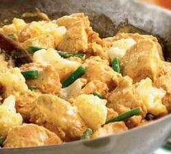 Currygryta korma