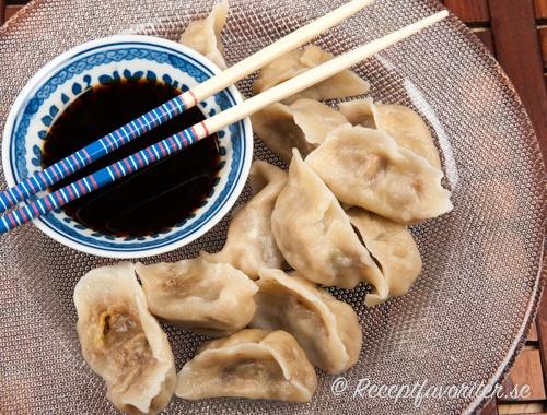 Hemgjorda dumplings