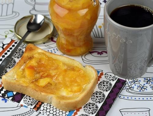 Hemgjord citrusmarmelad