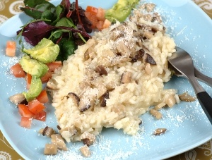 Risotto till grillat