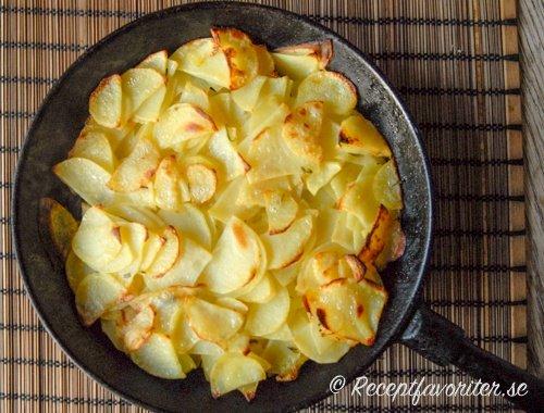 Ugnstekt potatis