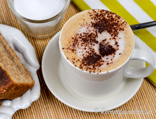 Fixa din egen latte, cappuccino och espresso