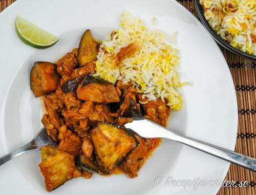 Persiska recept