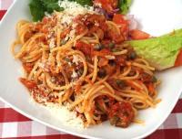 Tomatsås med sardeller