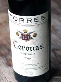 Rioja Torres tempranillo