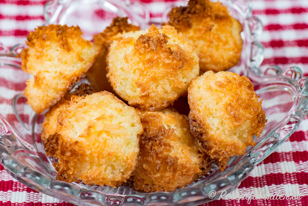 recept på kakor utan smör