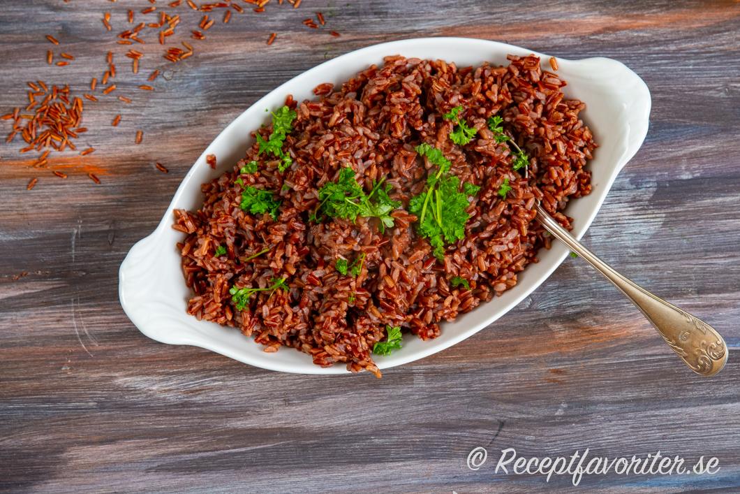 rött ris näringsvärde