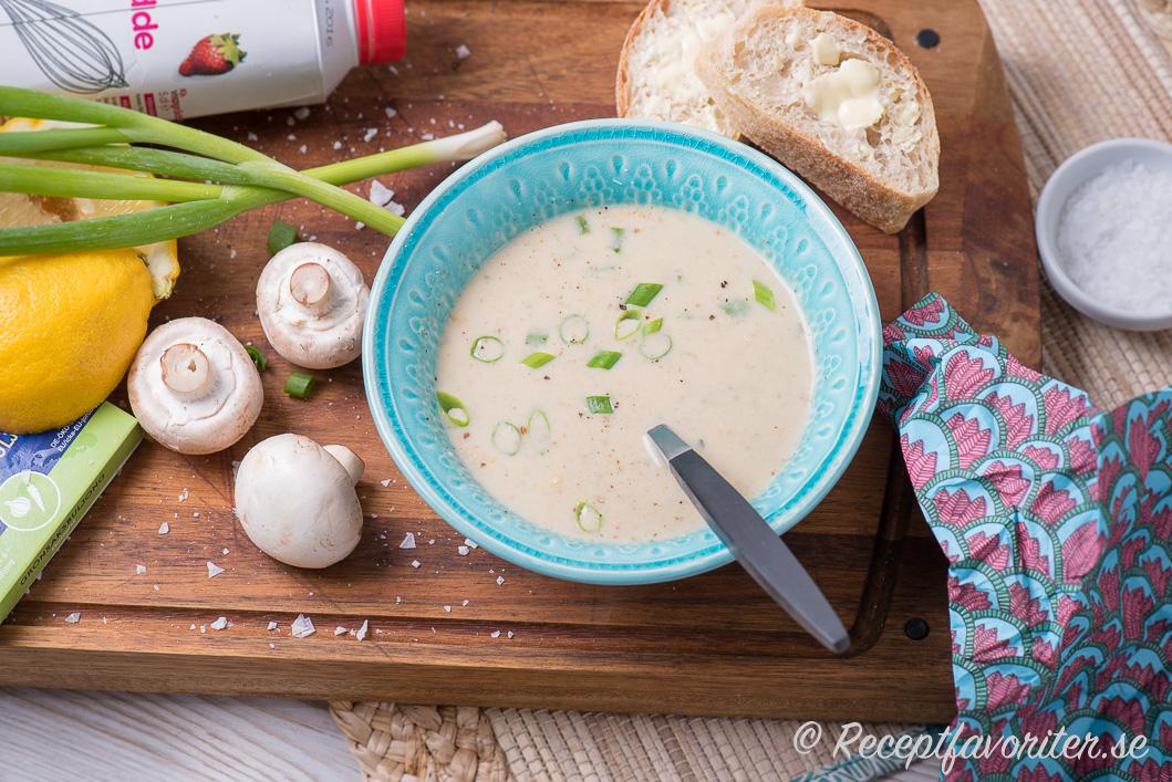 En varierad soppa