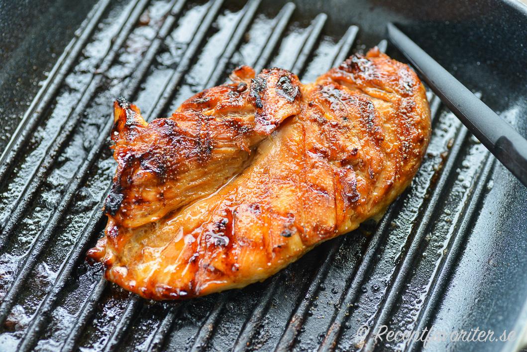 kyckling teriyaki ugn