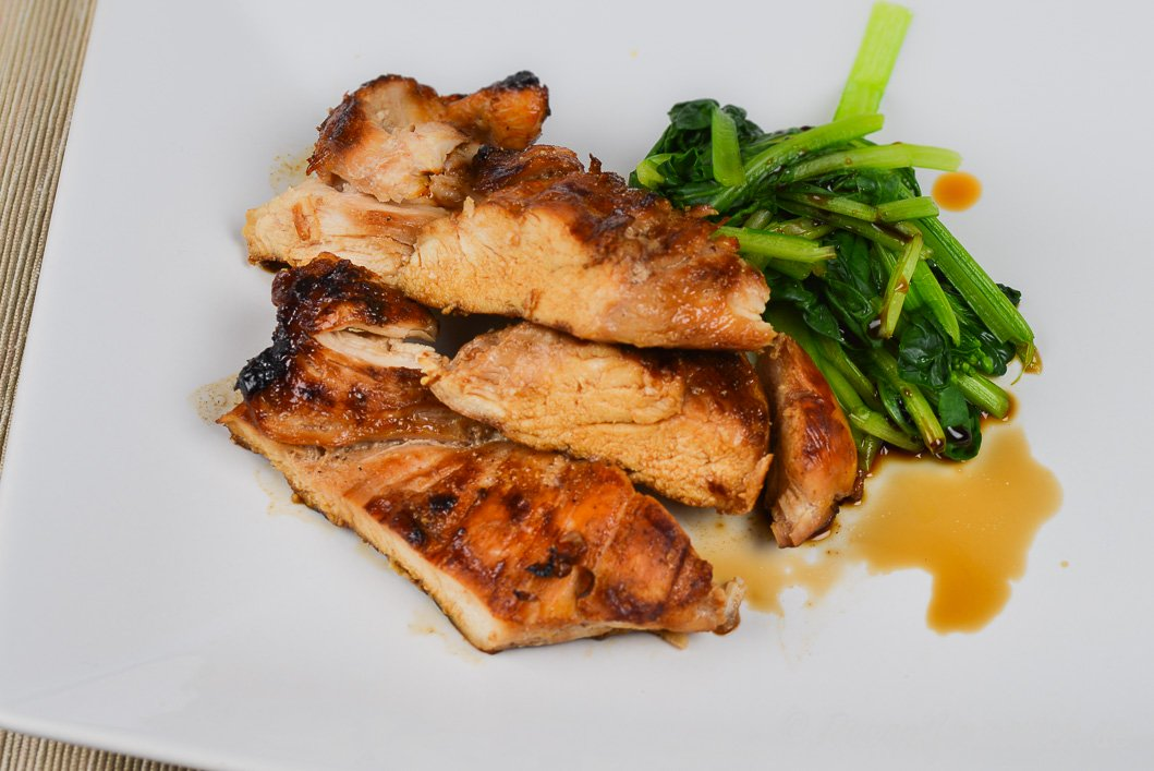 kyckling teriyaki recept