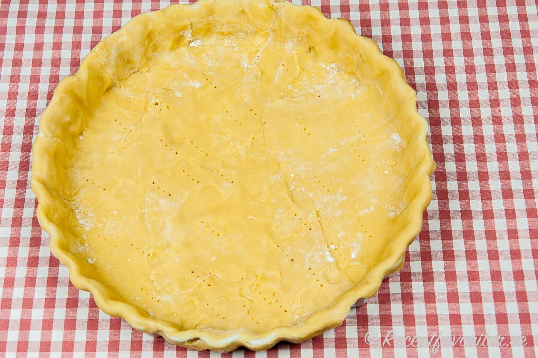 pajdeg utan smör eller margarin
