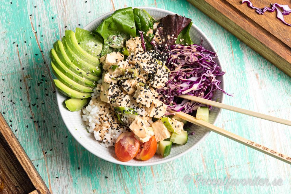 rödkål recept vegan
