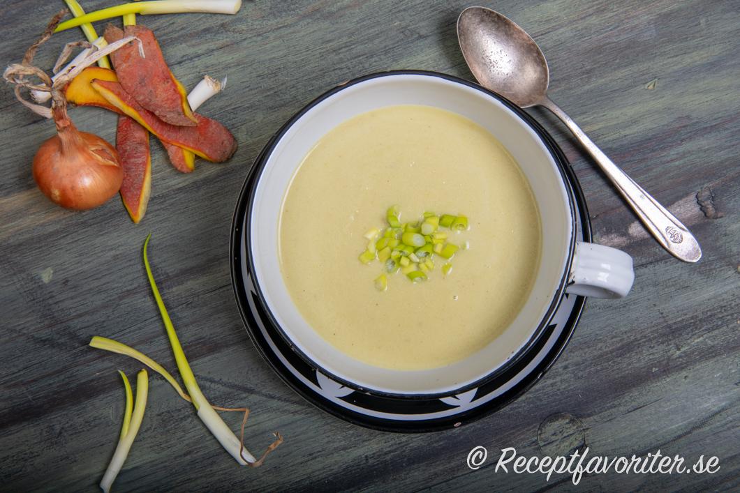 god krämig soppa