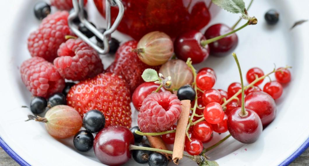 Trädgårdsbärssylt
