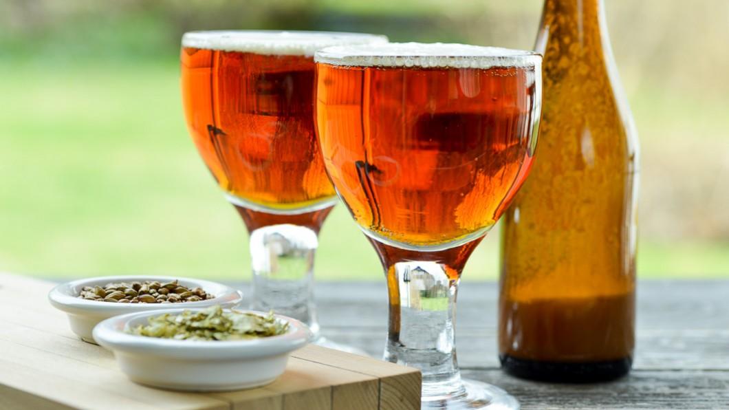 hur mycket malt per liter öl