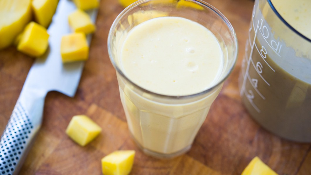 smoothie banan kokosmjölk