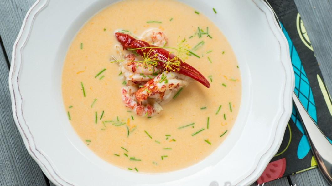 soppa förrätt recept