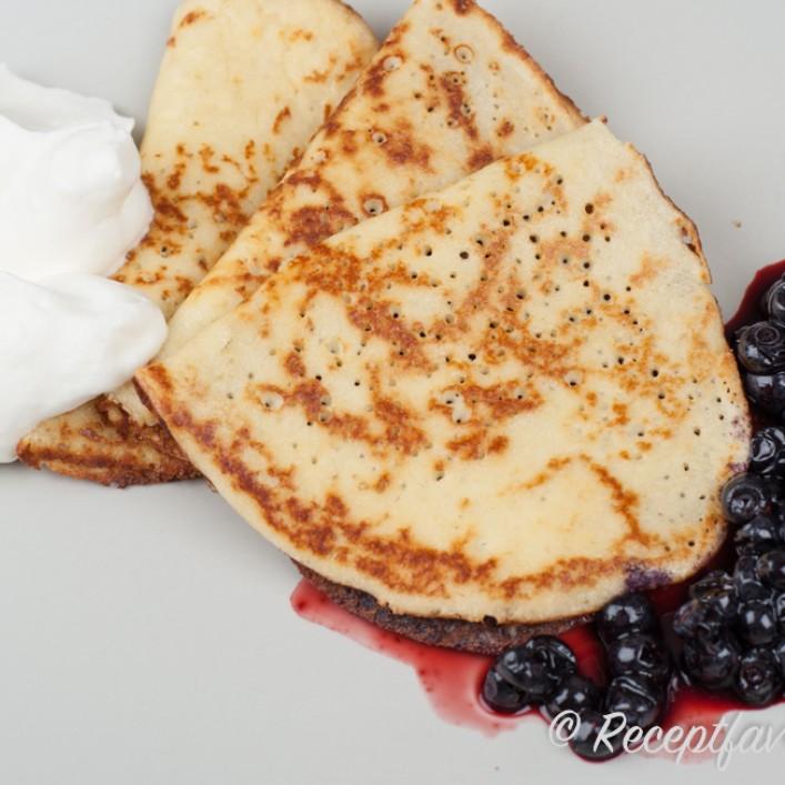 glutenfria pannkakor mandelmjöl