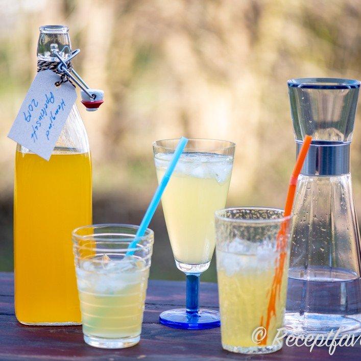 apelsinsaft utan citronsyra