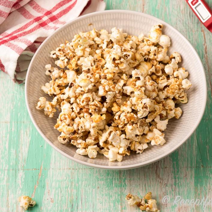 amerikanska kanderade popcorn recept