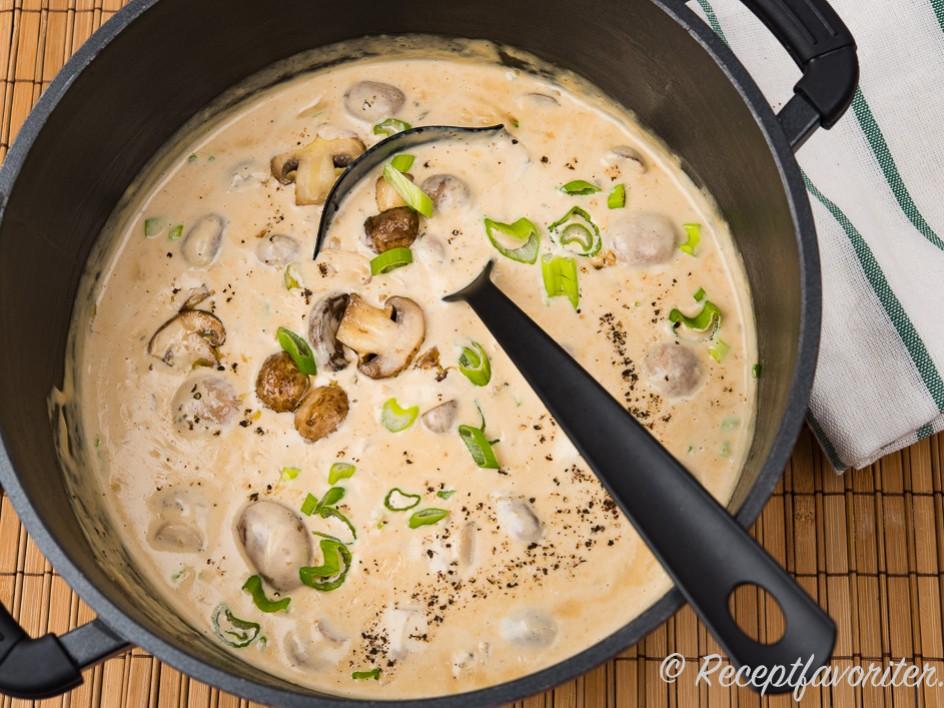 oatly matlagningsgrädde recept