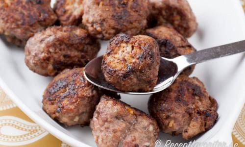 köttbullar recept utan ströbröd