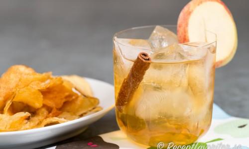 Äppeldrink med rom