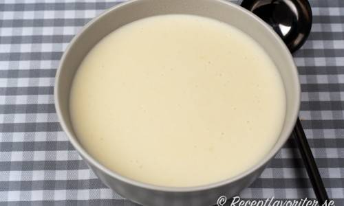 vit sås recept