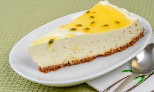 Nobake eller obakt cheesecake med Philadelphia och Digestive