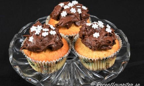 frosting recept choklad