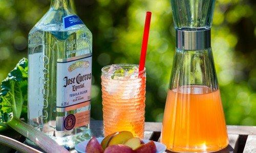 Drinkar och recept med tequila