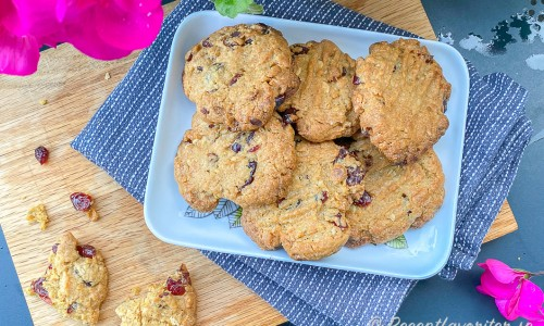 Cookies passar till fika, utflykt, vardag som fest och kalas.