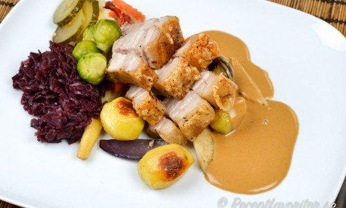 Recept på dansk mat