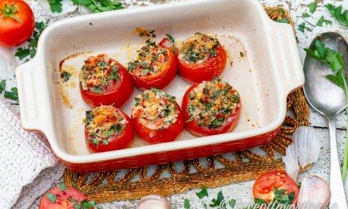 Fyllda tomater Provencale