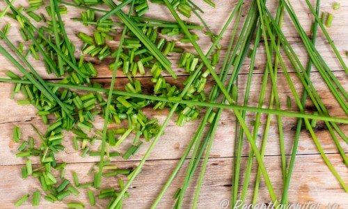 Recept med gräslök