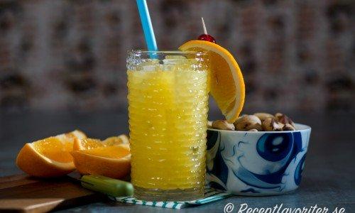 Recept på alkoholfria cocktails och drinkar