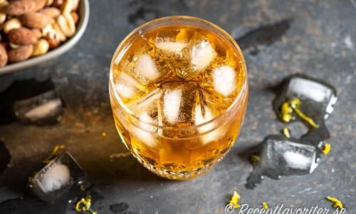 Horse´s Neck i glas med is