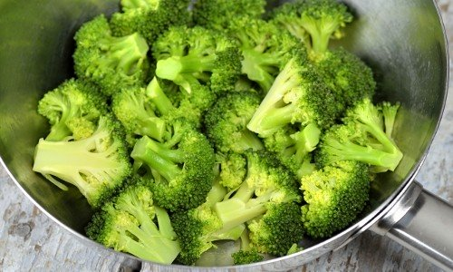 Recept med broccoli