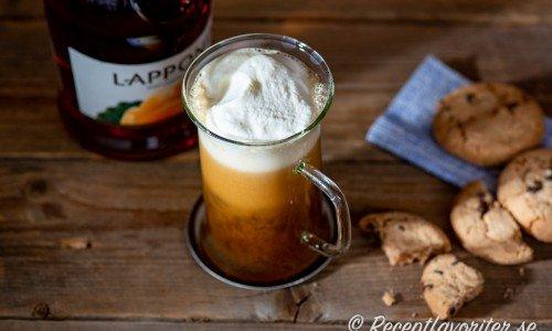 Lakka Kaffe i glas